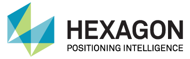 Hexagon Positioning Intelligence Logo